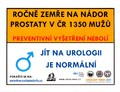Kampaň Urology Week 2011
